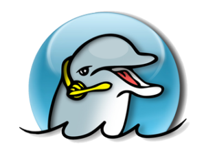 Dolphin Power Seller logo. Start automating your calls today!